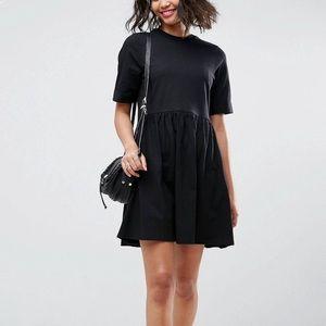 Black shift dress  PETITE